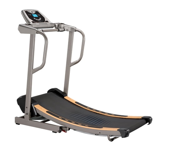 Treadmill without a motor